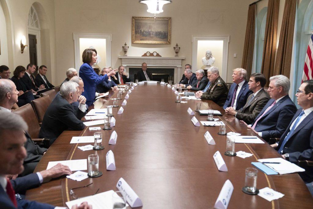 Nancy Pelosi, truth to power